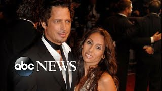 Chris Cornell's widow says his battle with addiction led to his suicide: 'He loved his life'