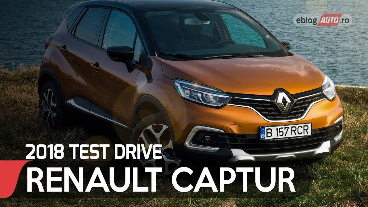 2018 renault captur tce 120 edc xmod test drive eblogauto youtube. Black Bedroom Furniture Sets. Home Design Ideas