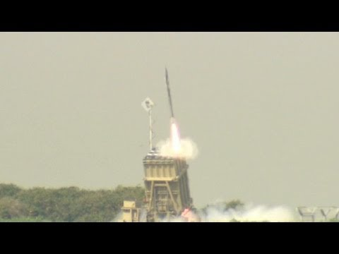 Hamas rockets reach deeper than ever