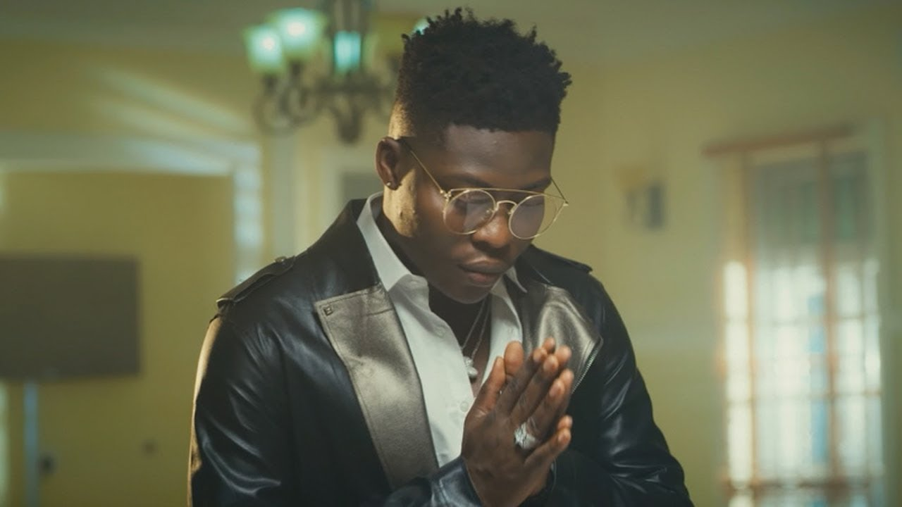 Download Reekado Banks - Blessings On Me ( Official Music Video )