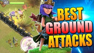 BEST GROUND ATTACK STRATEGIES - TH11 vs TH10 in Clash of Clans | My CoC 3 Star War Attack Planning!