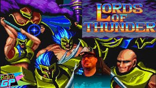Lords of Thunder on the SEGA CD - Retro SHMUP with a Wicked Soundtrack - Retro GP