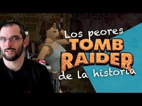 LOS PEORES TOMB RAIDER DE LA HISTORIA | JotaDelgado