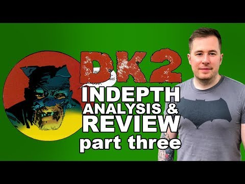 The Dark Knight Strikes Again Review And Indepth Analysis | Book 3  Road To DK3