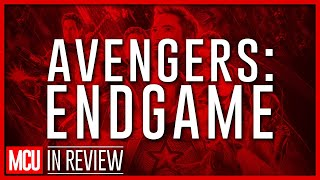 Avengers Endgame - Every Marvel Movie Reviewed & Ranked