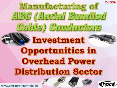 Manufacturing Of ABC Aerial Bundled Cable Conductors