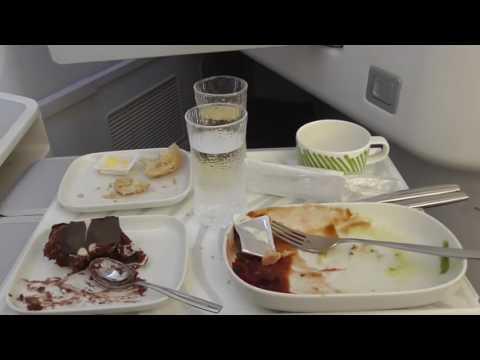 Finnair flight London-Helsinki