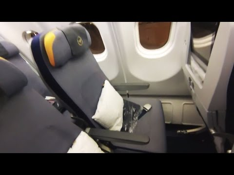 Lufthansa Long Haul Experience Munich - Shanghai Economy  ✈ Airbus A340-600  ✈ Flight report