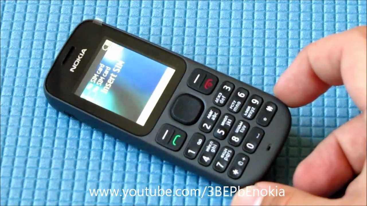 How to flash Nokia 110 Without Box 100% Done - YouTube