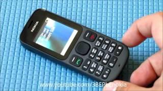 обзор телефона Nokia 101