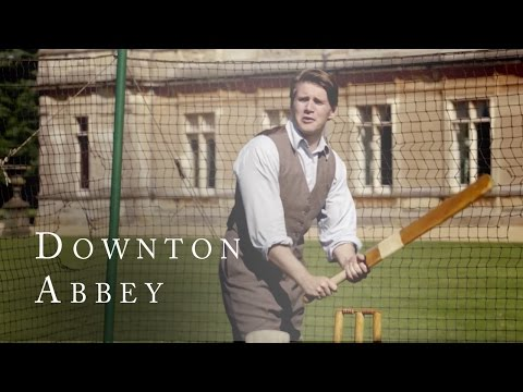 Preparing for Cricket | Downton Abbey | Season 3
