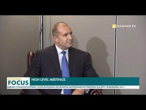 Kassym-Jomart Tokayev held meeting with Swiss President Ueli Maurer