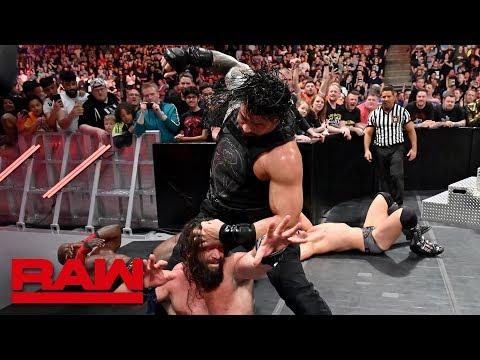 Roman Reigns & The Miz Vs. Elias & Bobby Lashley: Raw, May 13, 2019