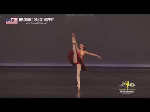 Hallie Jo Johnson - Variation From Paquita