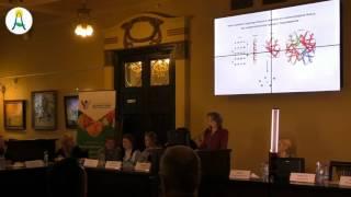 Доклад Анны Зименской на конференции