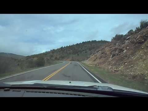 Driving Through Routt County