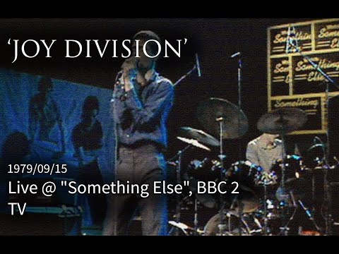 Joy Division  Transmission, Interview, Shes Lost Control BBC Complete 480p