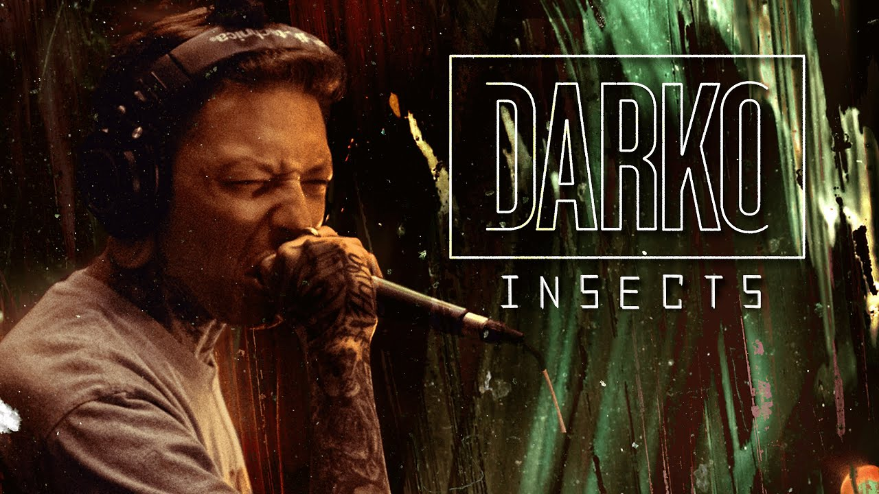 """Download Darko US - """"Insects"""" (Live In-Studio Performance)"""