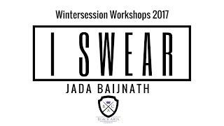 Jada's Wintersession Workshop