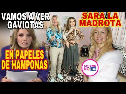 GAVIOTA INOCENTE - CONFIRMADO SARA SALAZAR FUE MADROTA - VERONICA DEL CASTILLO - CHISME NO LIKE