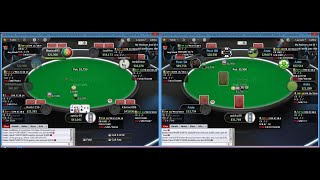 Pokerstars Double Final Table $2.50 180man Sng