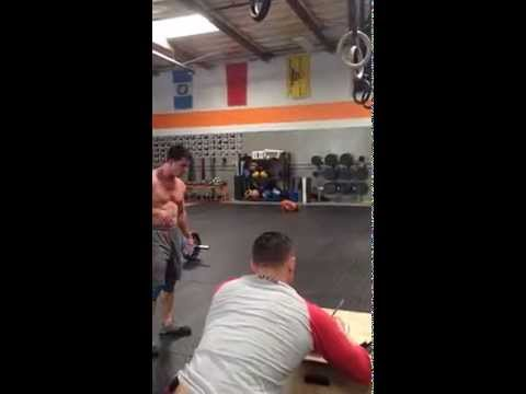 Erik Fay Workout 144