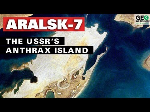 Aralsk 7: The USSR's Anthrax Island