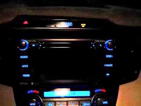 2017 Toyota Rav4 Xle Radio Problem