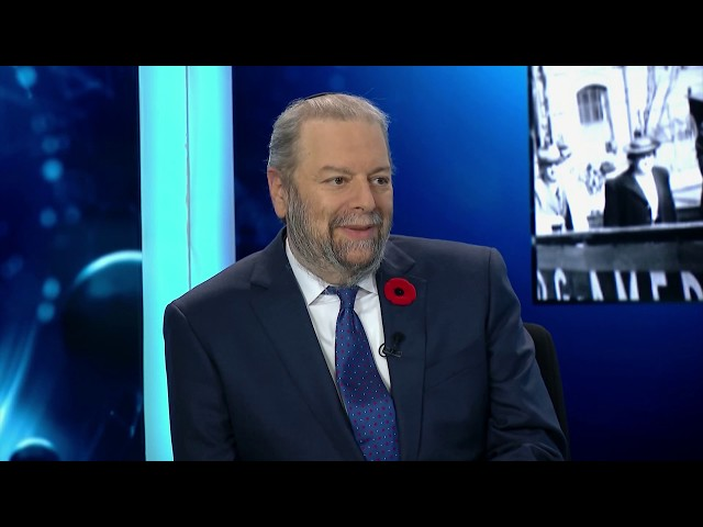 Government apology for denying Jews during Holocaust shows Canada learned from past: Shimon Fogel