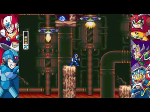 Mega Man X Legacy Collection[Mega Man X2] |