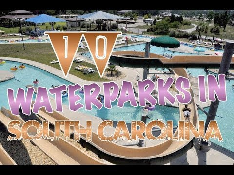 Top 10 Waterparks In South Carolina