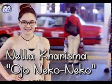 Nella Kharisma - Ojo Neko-Neko (Lirik Audio)