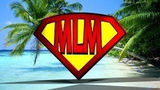 MLM Superman RIchard Brooke in Super MLM Man Episode 2 - Waikiki, Hawaii