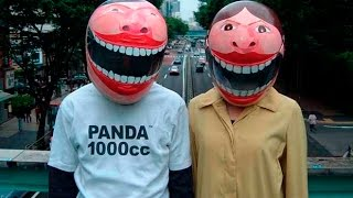 25 of Craziest Motocycle Helmets    BiSmile