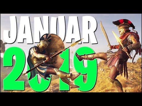 Der JANUAR 2019 in Assassin's Creed Odyssey - So viel zu tun thumbnail