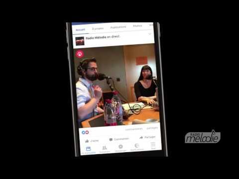 Lily et Blue en interview à Radio Mélodie