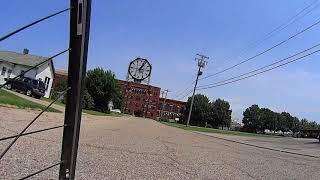"Jim's Bicycle Adventures - Spinning Round  ""The Ville"" - Part 4"