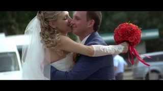 Свадебная прогулка и загс