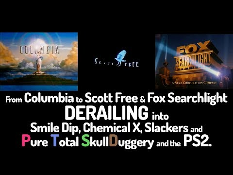 [OFTB] Columbia Pictures 1996/2002 recolored vs. Entertainment Skullduggery