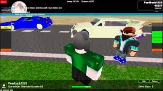 Roblox Zeit:Episode 3 Driveblox UNLIMITED!!!!!!!!!!!!