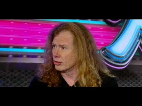 Dave Mustaine on politics + Metallica - Slipknot's drummer interview + solo - Obscura