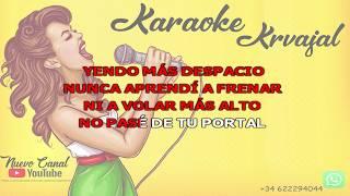 Taburete - Sirenas (Karaoke Oficial)