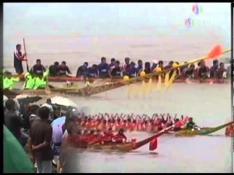 เชิญชวนเที่ยวงานแข่งเรือยาวจึงหวัดบึงกาฬ ประจำปี 2556