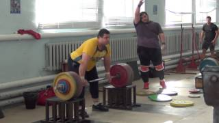Russian weightlifters 16.08.2013