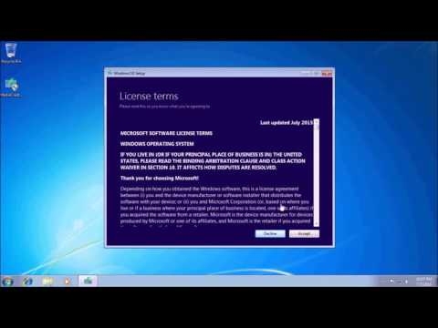 How To Install Windows 10 Using The Media Creation Tool