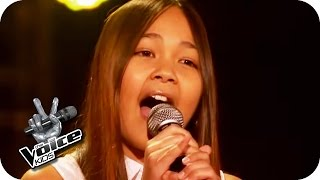 Rita Ora - I will never let you down (Theresa) | The Voice Kids 2016 | Blind Auditions Video