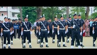 Perbarisan Peringatan Hari Polis Ke-211 Kontijen Johor Bahru