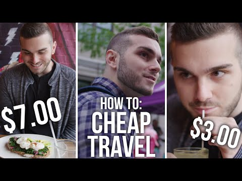 HOW TO: $150 MONTRÉAL TRIP