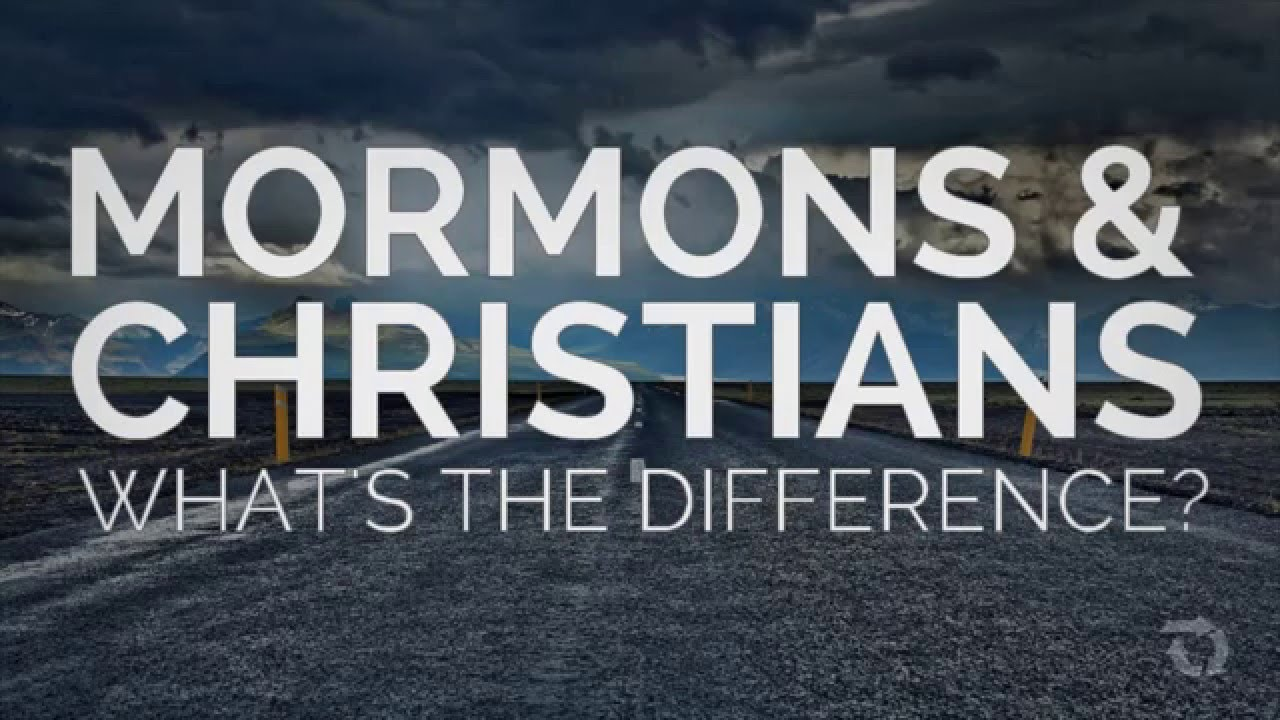 Comparison Chart — Mormonism and Christianity