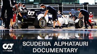 OPEN THE DOORS - A Scuderia AlphaTauri F1 Documentary